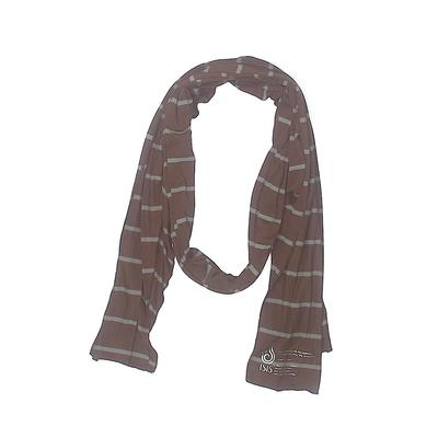 The Limited Scarf: Brown Stripes...