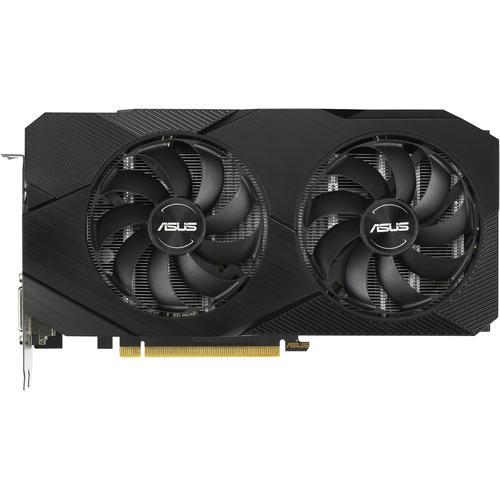 ASUS GeForce DUAL GTX1660S O6G EVO (6GB), Grafikkarte