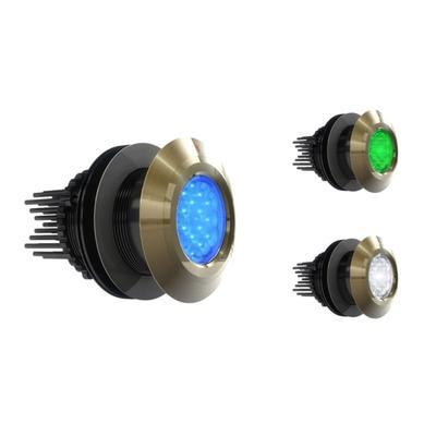 """OceanLED Flashlights 2010XFM Pro Series HD Gen2 LED Underwater Lighting - Midnight Blue"""