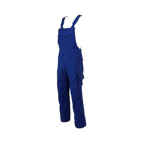 Latzhose »NEWARK« Größe 50 blau, Mascot