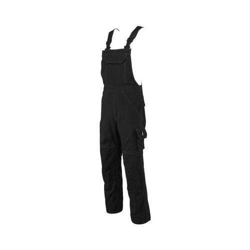 Latzhose »NEWARK« Größe 50 schwarz, Mascot