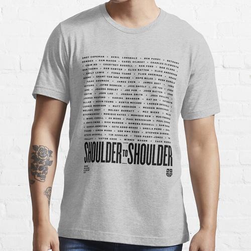 Schulter an Schulter Essential T-Shirt
