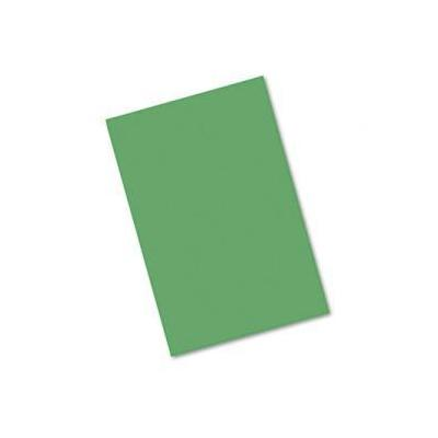 Pacon 12 x 18 in. Sulphite Construction Paper - Dk Green, 50 Sheets/pk