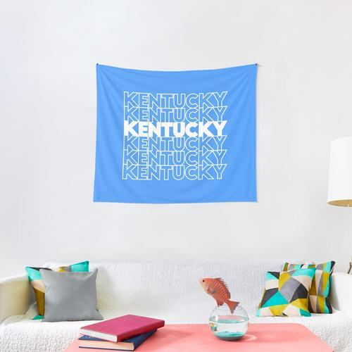 Kentucky Wall Tapestry