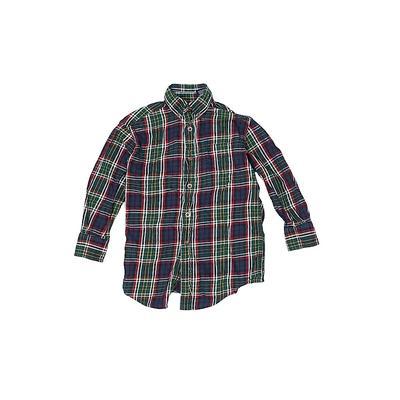 Class Club Short Sleeve Button D...