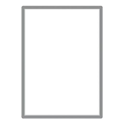 Magnetischer Posterrahmen »Magneto« DIN A1 silber, Tarifold, 63.6x88.3 cm