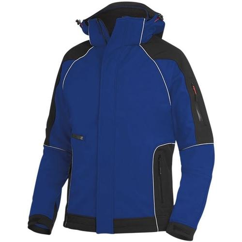 Softshell-Jacke »WALTER« Größe L blau, FHB