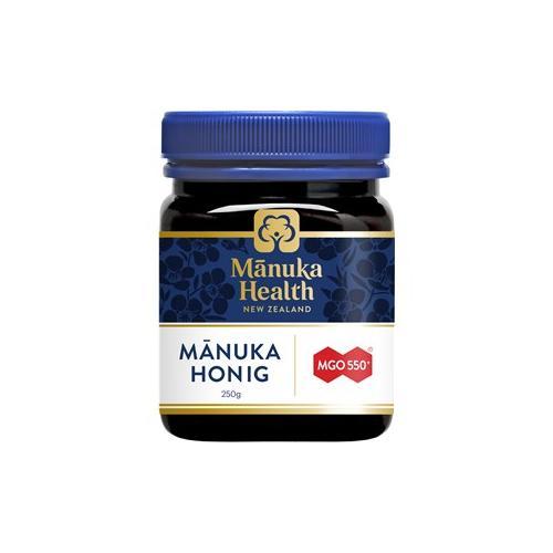 Manuka Health Gesundheit Manuka Honig MGO 550+ Manuka Honig 250 g