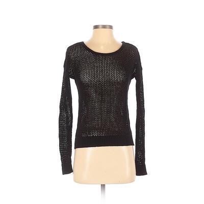 Mudd Pullover Sweater: Black Pri...