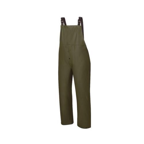 PU-Regenbekleidung Latzhose »KEITUM« Größe L grün, teXXor