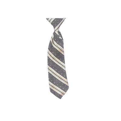 Necktie: Green Stripes Accessories