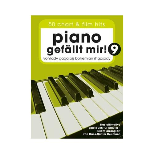 Bosworth Piano gefällt mir! 9 Ring