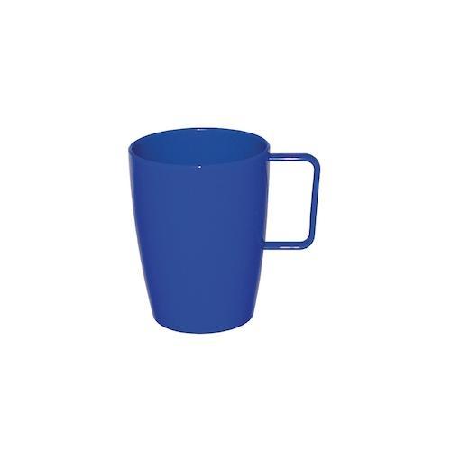Kristallon Henkelbecher 28cl blau