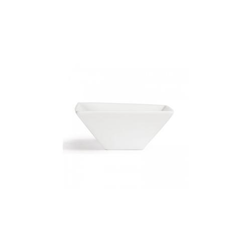 Olympia Whiteware viereckige Schalen 17cm, Packungsinhalt: 12 Stück