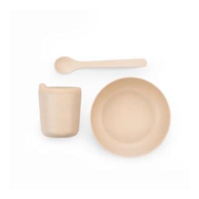 Ekobo - PVC Biobu Baby Set - PVC   blush - Storm/Blush