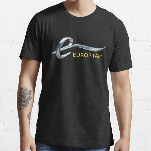 EurostarEurostarEurostarEurostarEurostar Essential T-Shirt