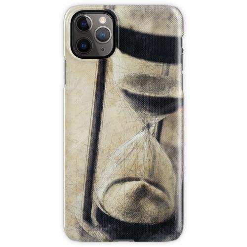 Vintage Sanduhr, Sanduhr, Sanduhr, Sanduhr, Sanduhr, Geschenk für den iPhone 11 Pro Max Handyhülle