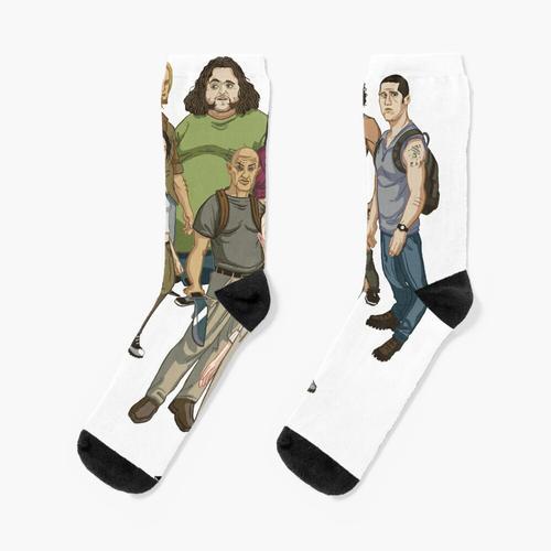 VERLORENE TV-Serie Socken