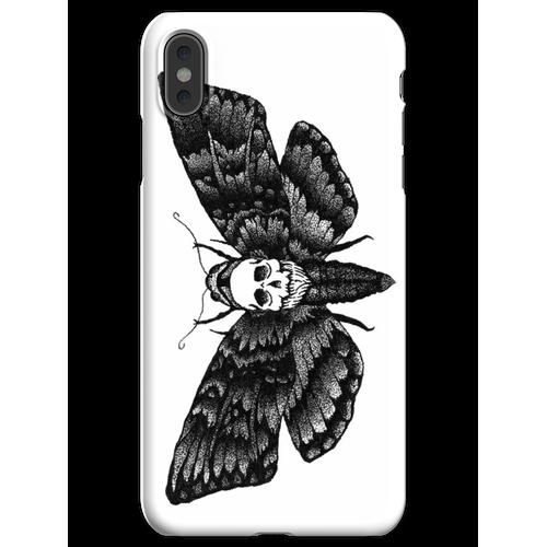 Resonanzpulver Motte iPhone XS Max Handyhülle