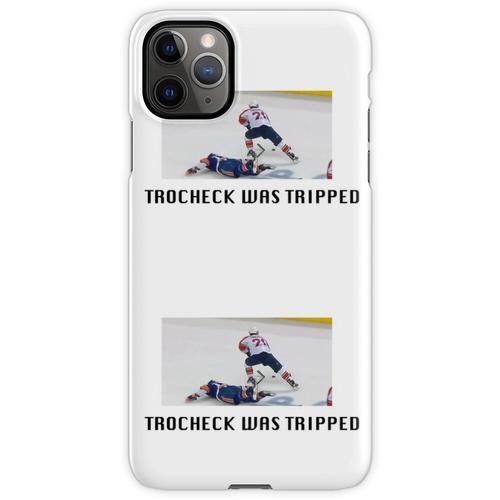 Trocheck wurde ausgerissen iPhone 11 Pro Max Handyhülle