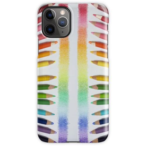 Buntstift Regenbogen iPhone 11 Pro Handyhülle