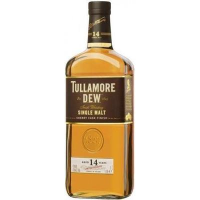 Tullamore Dew Irish Whiskey Single Malt 14 Year 750ml