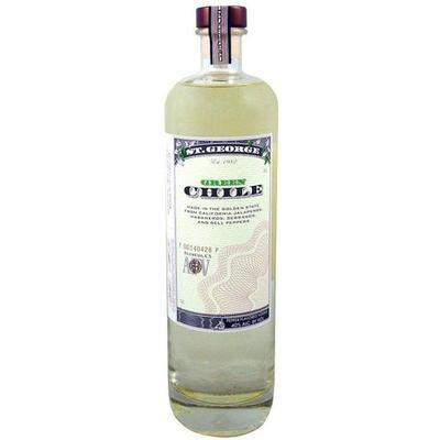St. George Vodka Green Chile 750ml