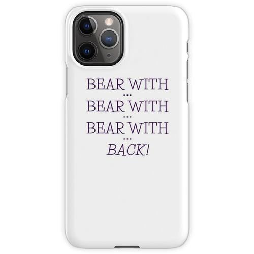 tragen mit ... tragen mit ... iPhone 11 Pro Handyhülle