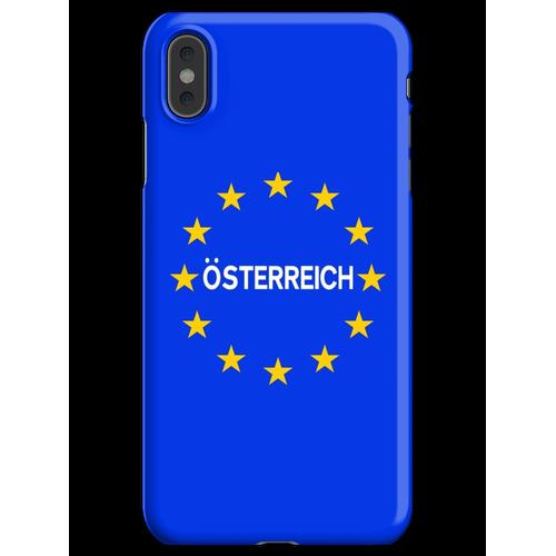 ÖSTERREICH (OSTERREICH) iPhone XS Max Handyhülle