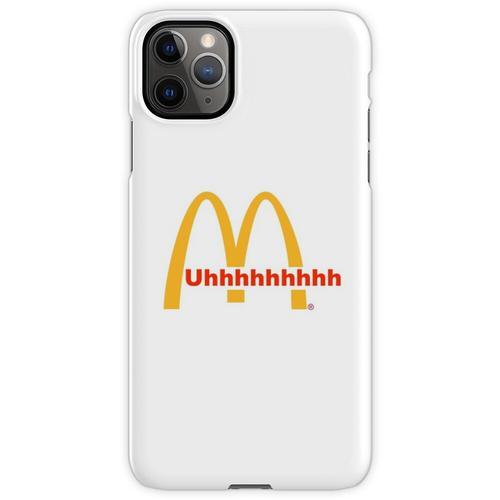 Durchfahrtsbedienung iPhone 11 Pro Max Handyhülle