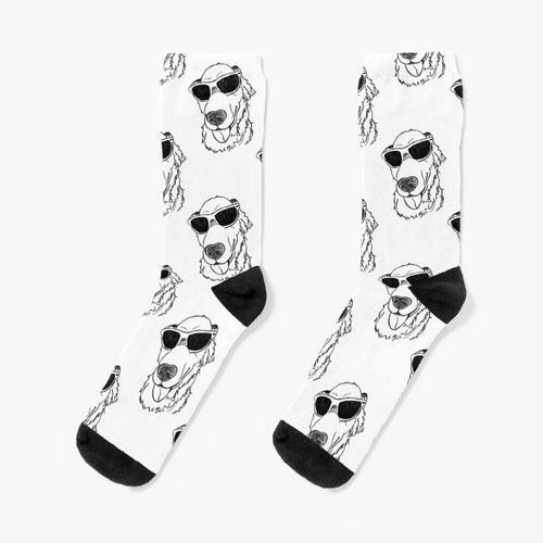 Cooler Typ Socken