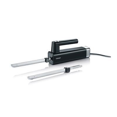 Couteau électrique noir 150W Graef