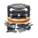 Raclette ronde multifonction 10 ...