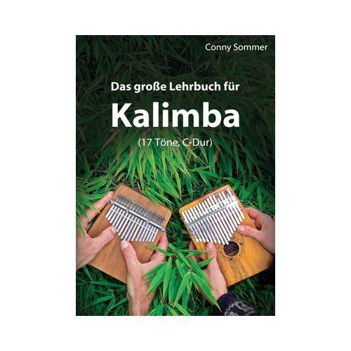 Conny Sommer Das große Lehrbuch for Kalimba