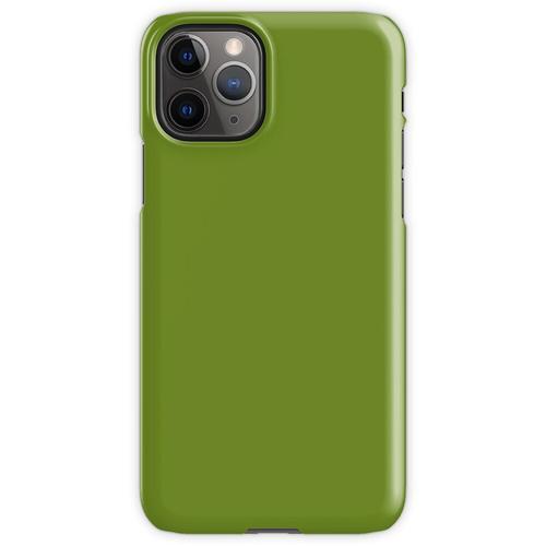 Olivfarbe iPhone 11 Pro Handyhülle