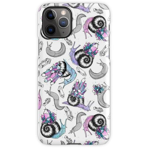 Kristallschnecken iPhone 11 Pro Handyhülle