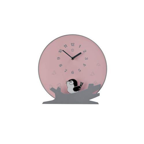 Sompex Clocks Pendeluhr Seattle Pendeluhr / Ø 30x6,5 cm / Blau