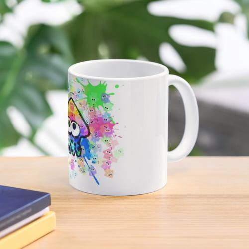 Splatoon Mug