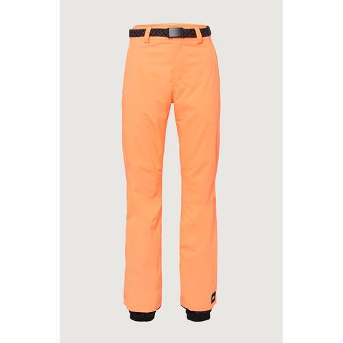 O'Neill Skihose orange Damen Wintersporthosen Sporthosen Sportmode Sporthose