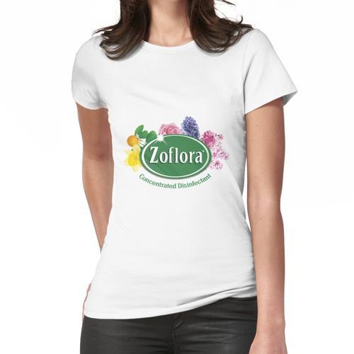 Zoflora-Logo Frauen T-Shirt