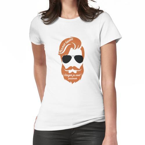 Hipster Ginger Shirt - Bestes Ginger T-Shirt - Ginger Hip Guy - Ginger Geburtstag - G Frauen T-Shirt