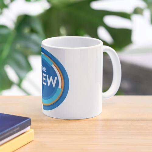Das View - Talkshow Logo Tasse