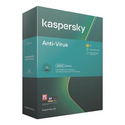 Software »Anti-Virus 2021«, Voll...