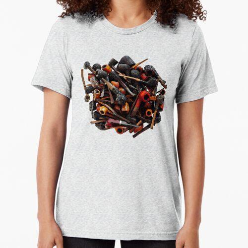 Verschiedene Rohre Vintage T-Shirt