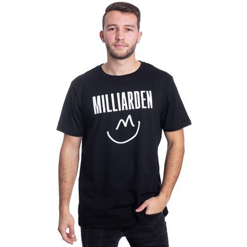 Milliarden - Smile - - T-Shirts
