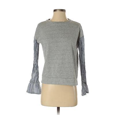 Charmed Hearts Sweatshirt: Gray ...