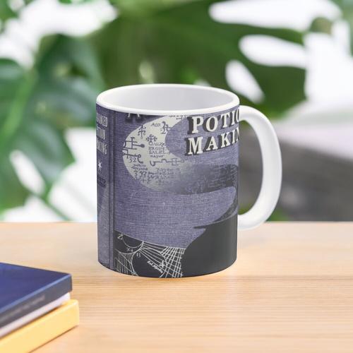 Fortgeschrittene Trankherstellung Tasse