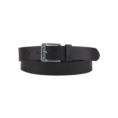 Levi's Ledergürtel schwarz Damen Gürtel Accessoires