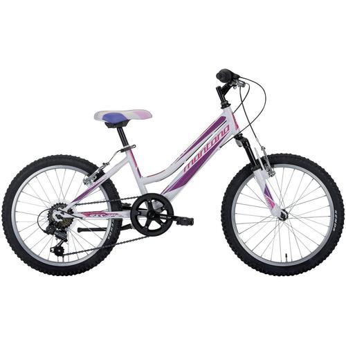 Montana Fahrräder Kinderfahrrad ESCAPE 20, 6 Gang, Shimano, TY-21 Schaltwerk, Kettenschaltung weiß Kinder Kinderfahrräder Zubehör