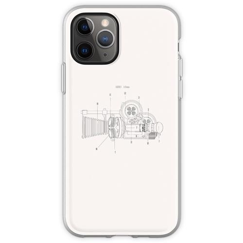 Arriflex 16mm Filmkamera Flexible Hülle für iPhone 11 Pro